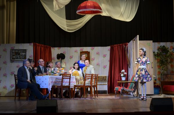 "FINAL ROUND OF THE XIX INTERREGIONAL COMPETITION OF THEATRE TEAMS ""IDEL-YORT"" NAMED AFTER ZAKIROV"